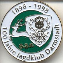 Hutnadel des Jagdklub Darmstadt e.V.